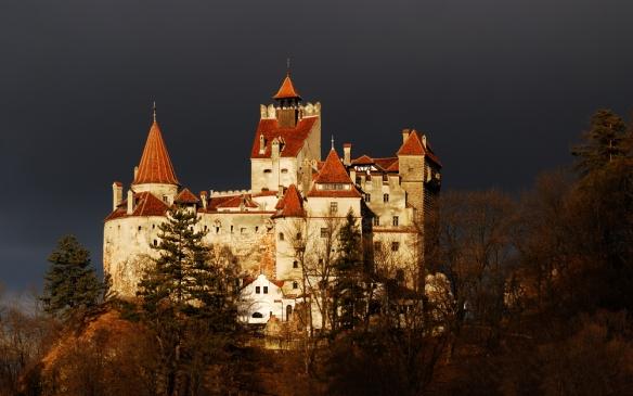 Resultado de imagen de castillo de bran rumania